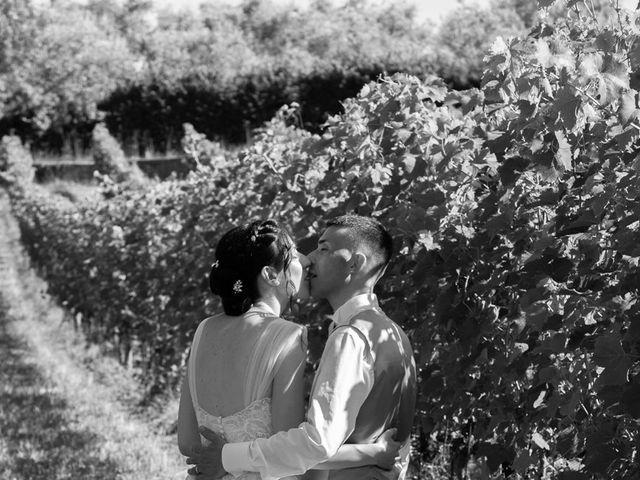Il matrimonio di Jennifer e Paolo a Polpenazze del Garda, Brescia 37