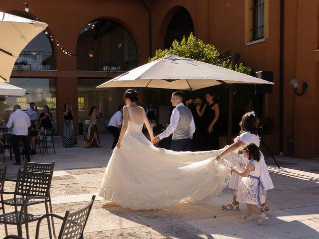Il matrimonio di Jennifer e Paolo a Polpenazze del Garda, Brescia 38