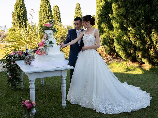 Il matrimonio di Jennifer e Paolo a Polpenazze del Garda, Brescia 39
