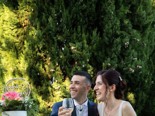 Il matrimonio di Jennifer e Paolo a Polpenazze del Garda, Brescia 40