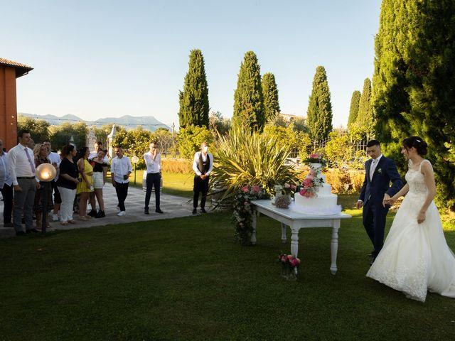 Il matrimonio di Jennifer e Paolo a Polpenazze del Garda, Brescia 42