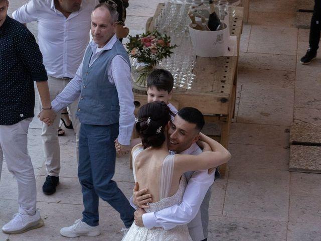Il matrimonio di Jennifer e Paolo a Polpenazze del Garda, Brescia 43