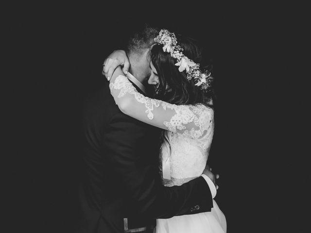 le nozze di Eleonora e Gianmarco