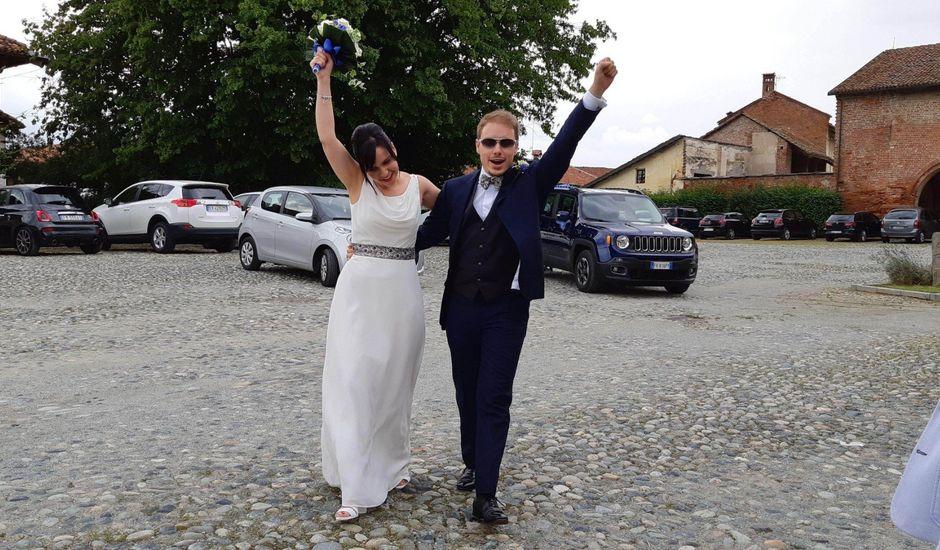 Il matrimonio di Giulia e Alessandro a Cavour, Torino