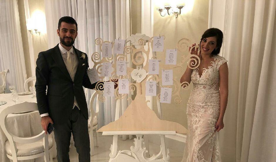 Il matrimonio di Luigi  e Carla a Pompei, Napoli