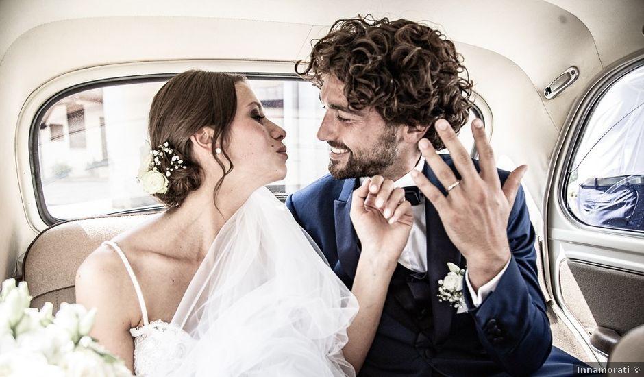 Il matrimonio di Michael e Francesca a Brescia, Brescia