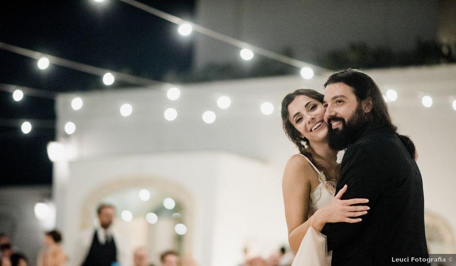 Il matrimonio di Damiano e Valentina a Brindisi, Brindisi