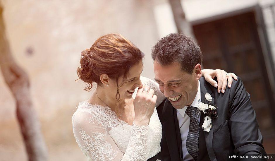 Il matrimonio di Daniele e Cristina a Mentana, Roma