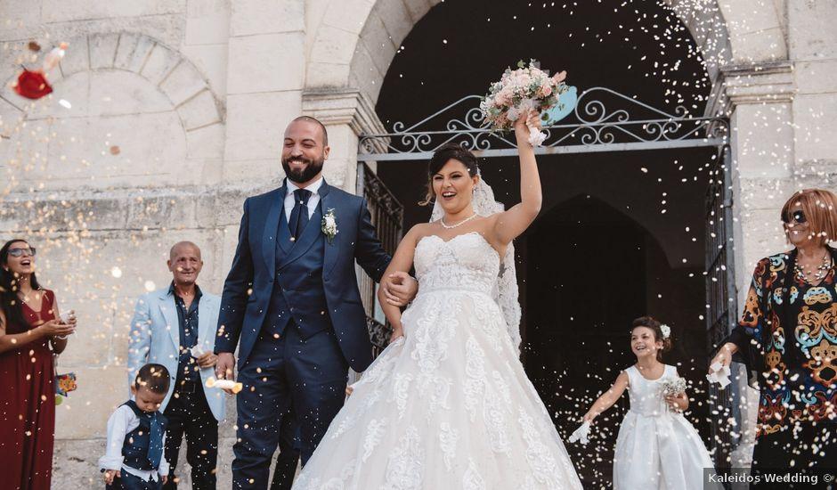 Il matrimonio di Angelo e Alessia a Castelsardo, Sassari