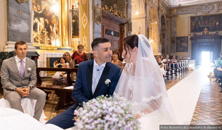Il matrimonio di Jennifer e Paolo a Polpenazze del Garda, Brescia