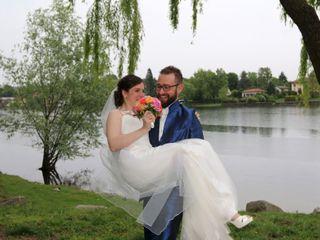 Le nozze di Elisabetta e Roberto