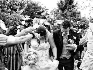 Le nozze di Deborah e Alan