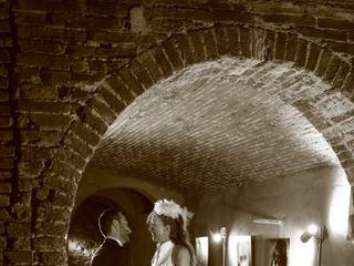le nozze di Verusca e Francesco 2