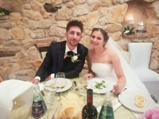 Le nozze di Fabio e Martina
