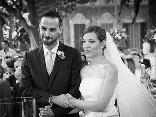 Le nozze di Sara e Aron