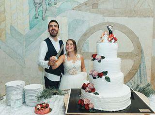 Le nozze di Alex e Laura