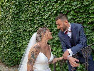 Le nozze di Carola e Marco