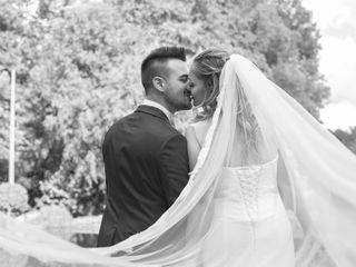 Le nozze di Giulia e Anderson