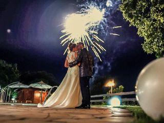 Le nozze di Sara e Emmanuele