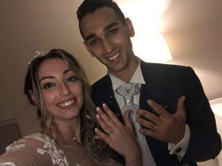 Le nozze di Dalila e Domenico