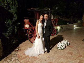Le nozze di Lina Maria e Lillo