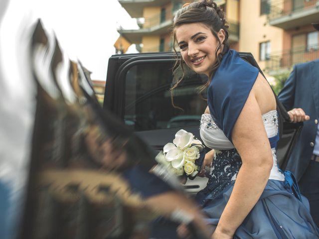 Il matrimonio di Davide e Valentina a Piossasco, Torino 24