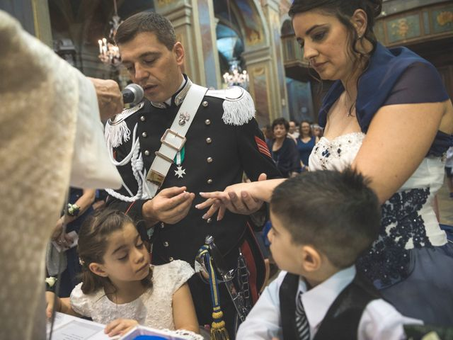 Il matrimonio di Davide e Valentina a Piossasco, Torino 27