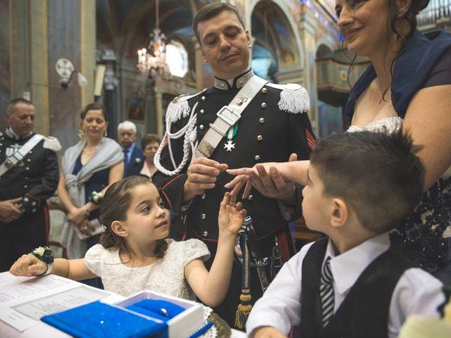 Il matrimonio di Davide e Valentina a Piossasco, Torino 29