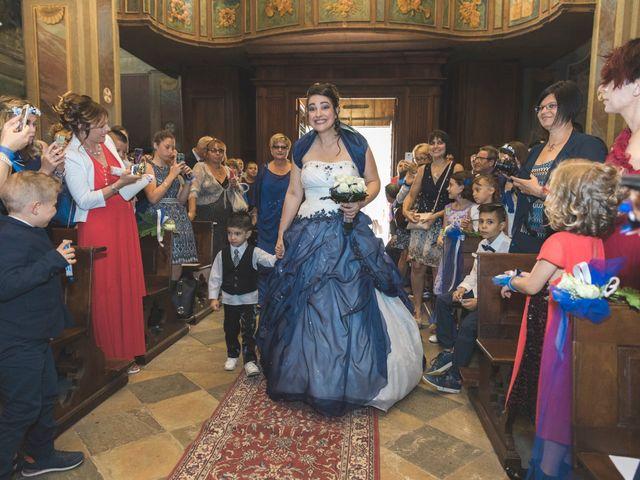 Il matrimonio di Davide e Valentina a Piossasco, Torino 51