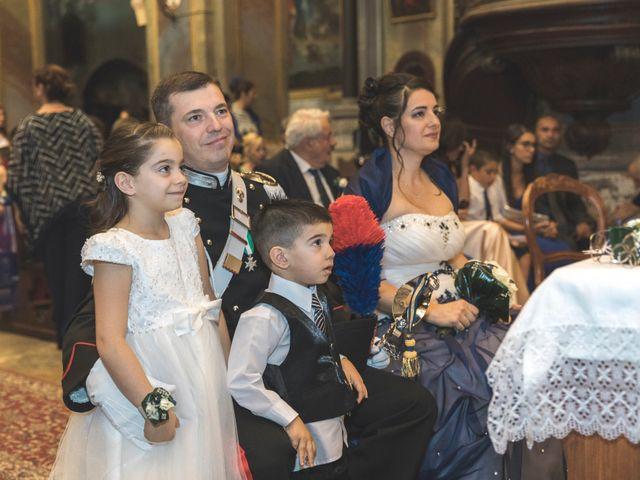 Il matrimonio di Davide e Valentina a Piossasco, Torino 52