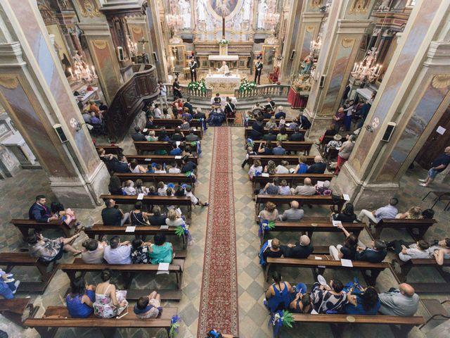 Il matrimonio di Davide e Valentina a Piossasco, Torino 53