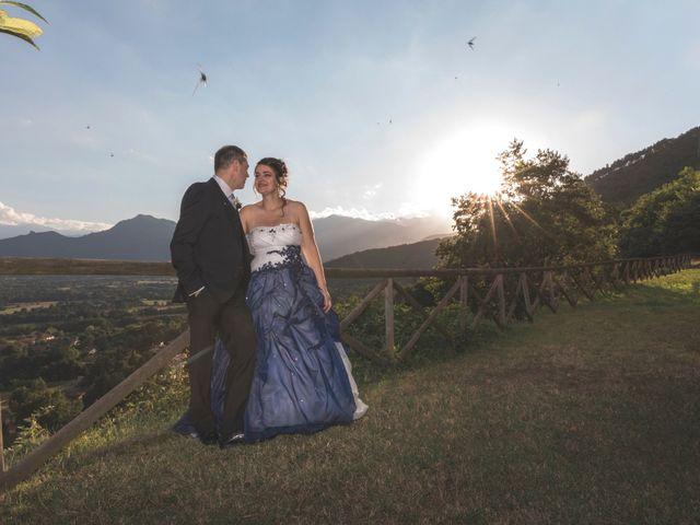 Il matrimonio di Davide e Valentina a Piossasco, Torino 56
