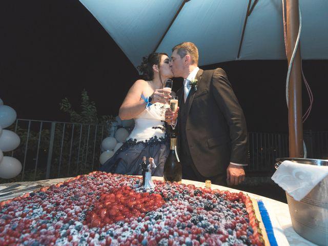 Il matrimonio di Davide e Valentina a Piossasco, Torino 59