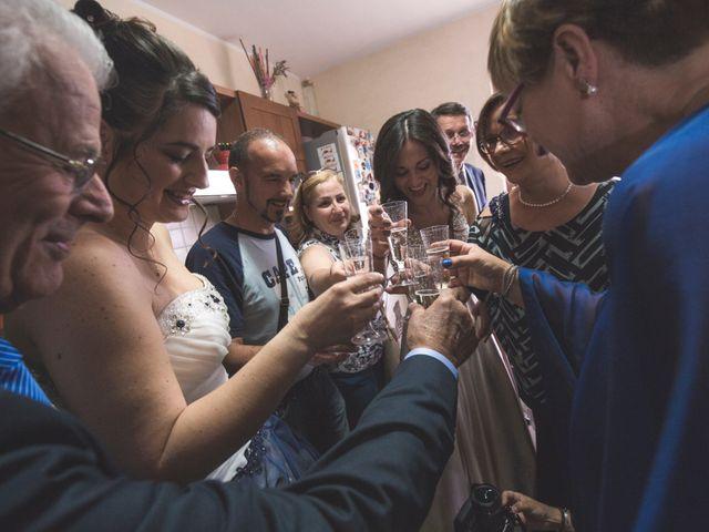 Il matrimonio di Davide e Valentina a Piossasco, Torino 69