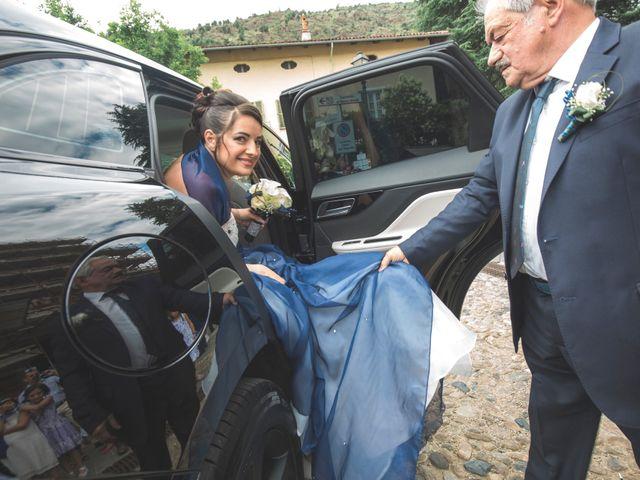 Il matrimonio di Davide e Valentina a Piossasco, Torino 73