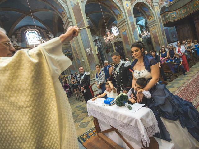 Il matrimonio di Davide e Valentina a Piossasco, Torino 75