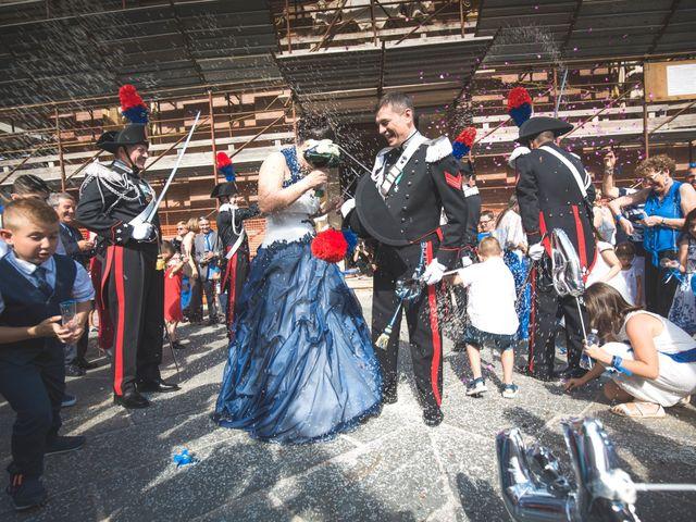 Il matrimonio di Davide e Valentina a Piossasco, Torino 79