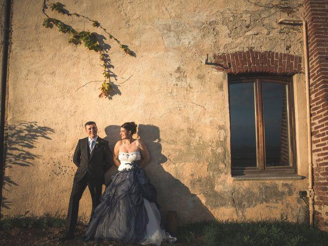 Il matrimonio di Davide e Valentina a Piossasco, Torino 83