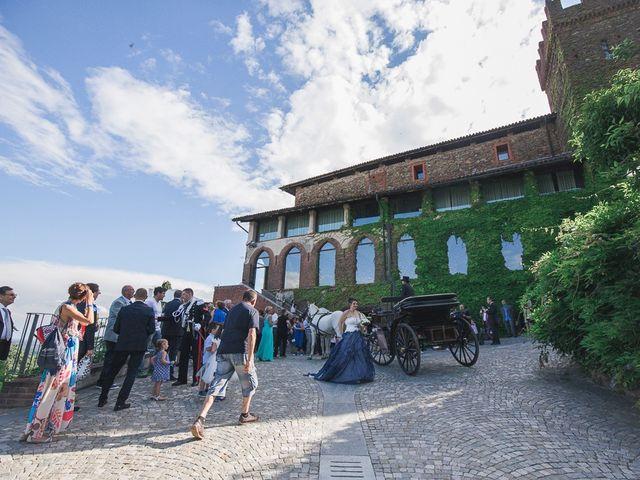 Il matrimonio di Davide e Valentina a Piossasco, Torino 87
