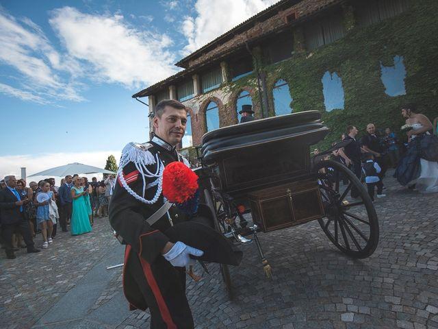 Il matrimonio di Davide e Valentina a Piossasco, Torino 88