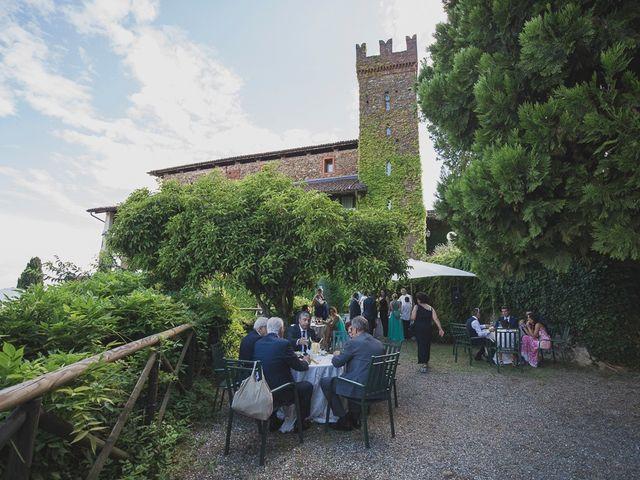 Il matrimonio di Davide e Valentina a Piossasco, Torino 90
