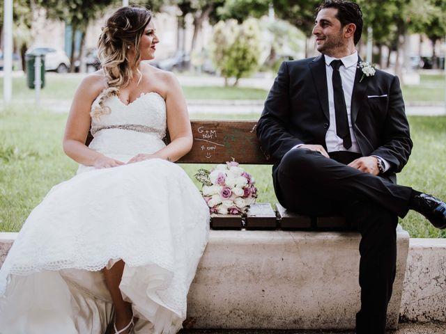 le nozze di Giusy e Alberto