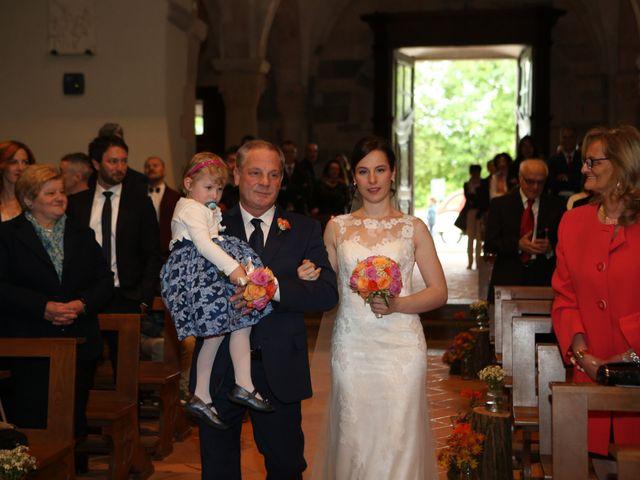 Il matrimonio di Roberto e Elisabetta a Sesto Calende, Varese 7