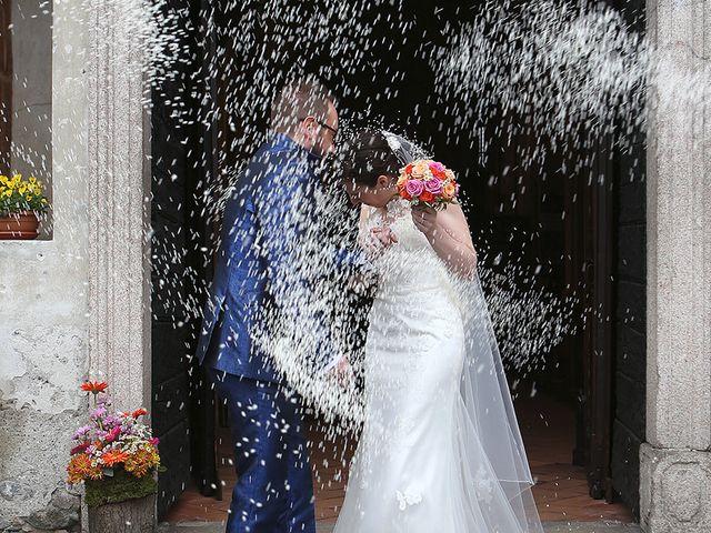Il matrimonio di Roberto e Elisabetta a Sesto Calende, Varese 11