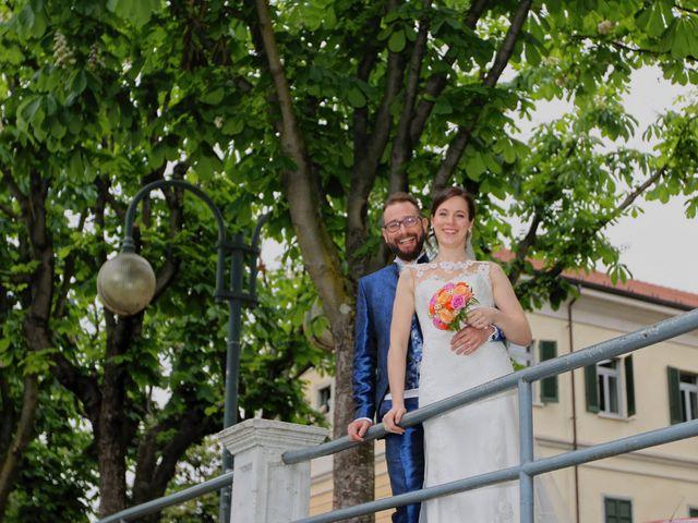 Il matrimonio di Roberto e Elisabetta a Sesto Calende, Varese 1