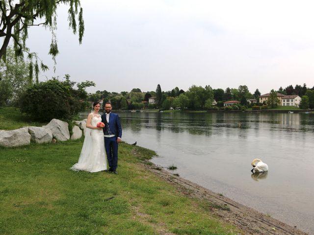Il matrimonio di Roberto e Elisabetta a Sesto Calende, Varese 15