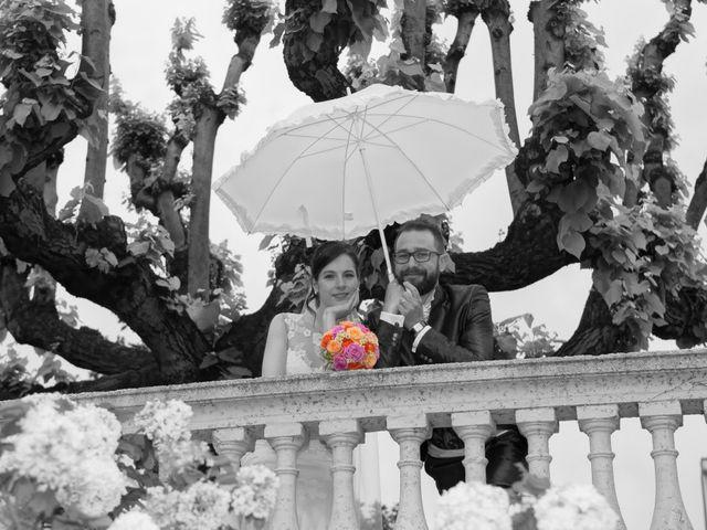 Il matrimonio di Roberto e Elisabetta a Sesto Calende, Varese 16