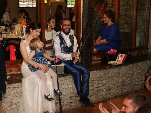 Il matrimonio di Roberto e Elisabetta a Sesto Calende, Varese 24
