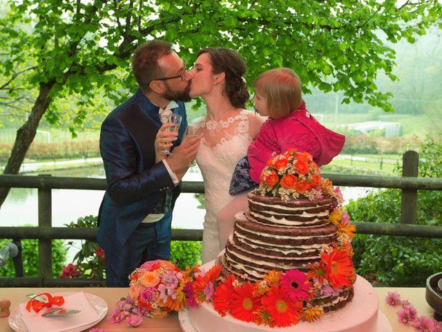 Il matrimonio di Roberto e Elisabetta a Sesto Calende, Varese 25