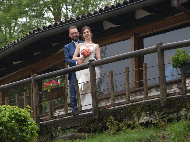 Il matrimonio di Roberto e Elisabetta a Sesto Calende, Varese 28